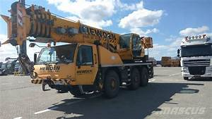Used Terex Demag Ac55l Mobile And All Terrain Cranes Year