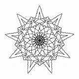 Mandala Coloring Pages Mandalas Babadoodle Designs Intricate sketch template