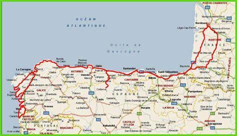 Cote Atlantique Espagne Carte by Vacances Nord Espagne L Odyssee Des Photos Voyages