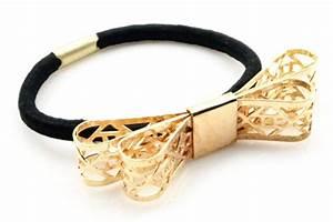 Bijoux Pour Cheveux : elastique cheveux noeud ~ Melissatoandfro.com Idées de Décoration