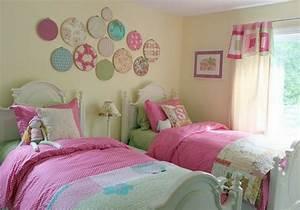 Kinderzimmer Für Zwei Mädchen : coole kleinkinderzimmer ideen f r m dchen ~ Sanjose-hotels-ca.com Haus und Dekorationen