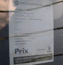 Achat Voiture Professionnel : facture voiture occasion gloria whatley blog ~ Gottalentnigeria.com Avis de Voitures
