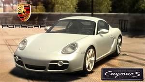 Porsche 4 Places : the gta place porsche cayman s ~ Medecine-chirurgie-esthetiques.com Avis de Voitures