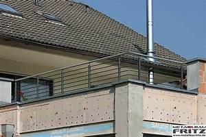 Balkongeländer Pulverbeschichtet Anthrazit : balkongel nder 22 03 schlosserei metallbau fritz ~ Michelbontemps.com Haus und Dekorationen
