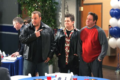 The King Of Queens Gary Valentine Reunites With Kevin