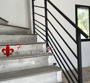 Rampe D Escalier Moderne : rampe escalier fer forg moderne ko04 jornalagora ~ Melissatoandfro.com Idées de Décoration