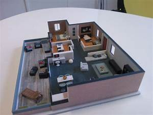 Impression 3d D U0026 39 Un Lot Issu D U0026 39 Un Programme Immobilier Neuf