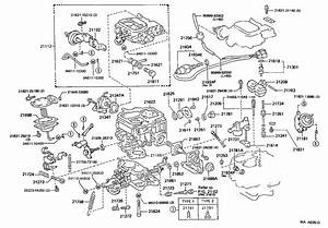 Toyota 3y Engine Carburetor