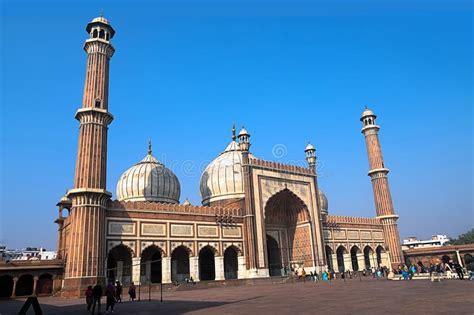 jama masjid  details  delhi  prayer hall