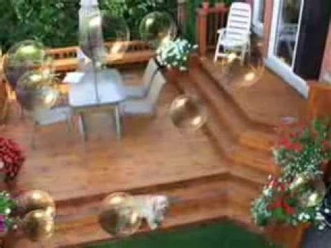floating deck youtube