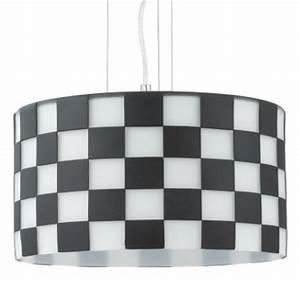 Lampe Schwarz Weiß : lampe schwarz wei glas pendelleuchte modern ~ Frokenaadalensverden.com Haus und Dekorationen