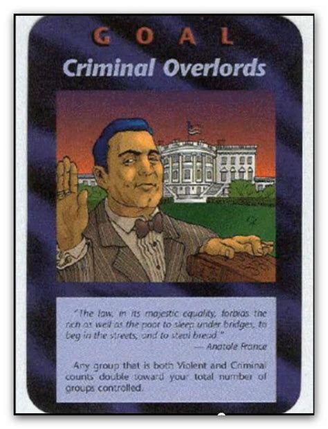 Illuminati Card Buy Illuminati Cards Criminal Overlords Goal By Icu8124me
