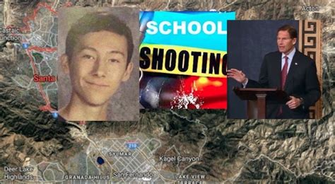 remarkable coincidence ca hs shooting occurs exact