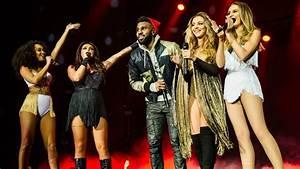 WORLD EXCLUSIVE! Little Mix Perform 'Secret Love Song ...