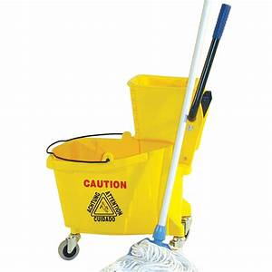 Mopping Bucket from Parrs - Workplace Equipment