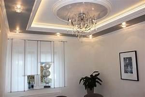 Deckenelemente Mit Beleuchtung : welche deckendekoration passt zu meiner decke ~ Sanjose-hotels-ca.com Haus und Dekorationen