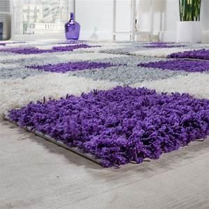 Teppich Läufer Lila : l uferset grau lila wei 3tlg design teppiche ~ Markanthonyermac.com Haus und Dekorationen