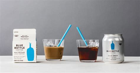 Cold Brew Coffee   New Orleans Style Iced Coffee   Blue Bottle Coffee