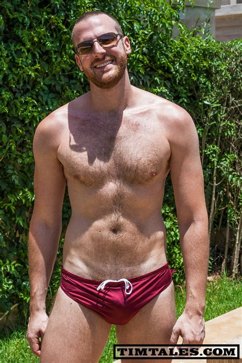 Model Of The Day Tim Tale S Tim Kruger And His Big Beautiful Dick Daily Squirt