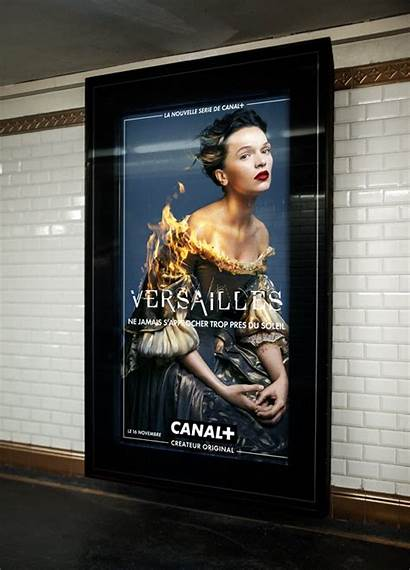 Tv Versailles Series Ads Animated Fire Julien