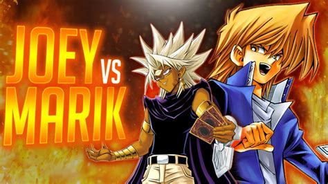 Yami Marik Deck Battle City by Yu Gi Oh Battle City Finals Joey Wheeler Vs Marik Ishtar