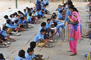 53 children fall sick from mid-day meal served in Madhya ...