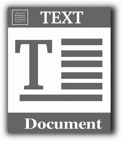 Text Icon Clip Clipart Clker Vector