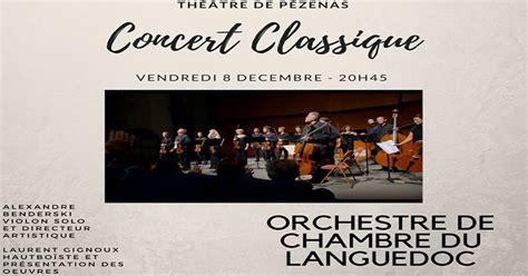 th tre de chambre arts et culture orchestre de chambre du languedoc