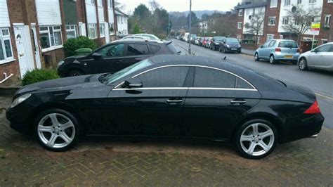 how petrol cars work 2008 mercedes benz cl class engine control 2008 08 mercedes benz cls 320 coupe s auto beautiful car must see in st mellons cardiff