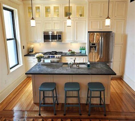 ventajas de una isla de cocina  peninsula decoracionin
