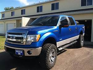 FORD F-150 4x4 w/ EcoBoost | Ford mustang gt, 4x4 trucks, Ford f150