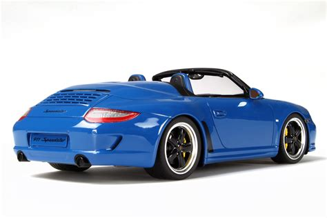 Porsche Model Cars by Porsche 911 997 Speedster Model Car Collection Gt Spirit