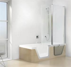 Wanne Und Dusche In Einem : step in pure mamparas para duchas de duscholux ag ~ Sanjose-hotels-ca.com Haus und Dekorationen