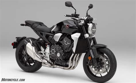 Look 2018 Honda Cb1000r