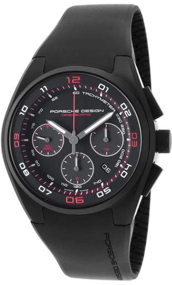Porsche Design P'6620 Dashboard Chronograph Men's Watch