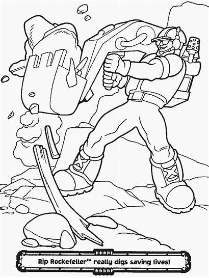 Rescue Heroes Coloring Pages Coloringbookfun