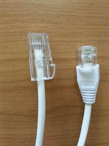 Bt Male Telephone Connector 431a To Rj45 1 0m Cable Lead