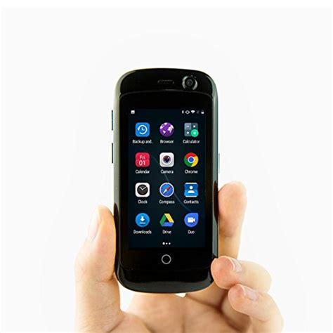 unihertz jelly pro  smallest  smartphone
