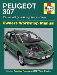 Peugeot 307  Petrol  U0026 Diesel  2001