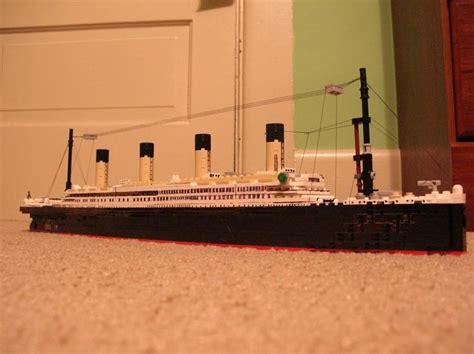 lego ship sinking titanic 25 einzigartige lego titanic ideen auf lego