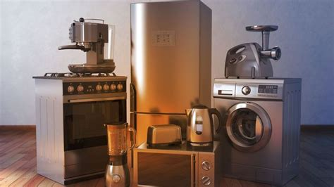 A Guide To Kitchen Appliances The Best Fridge, Stove, And