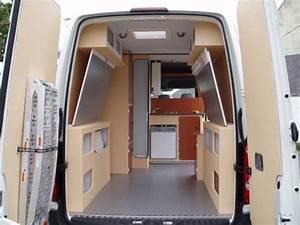 Amenagement Camion Camping Car : occasion kit amenagement fourgon camping car doccas voiture ~ Maxctalentgroup.com Avis de Voitures