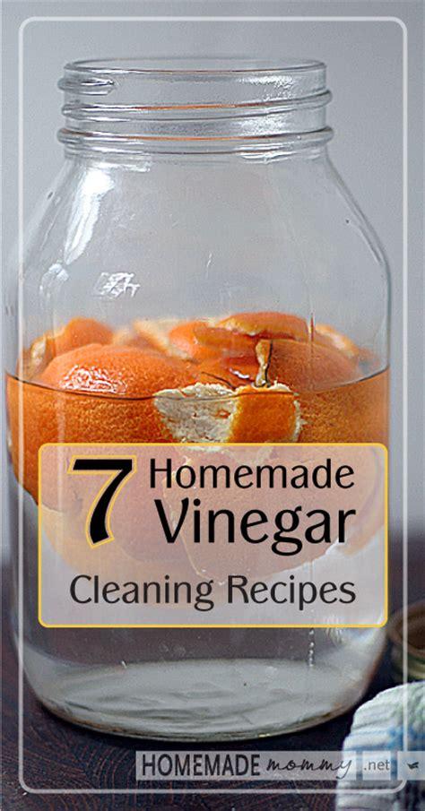 homemade vinegar cleaning recipes homemade mommy
