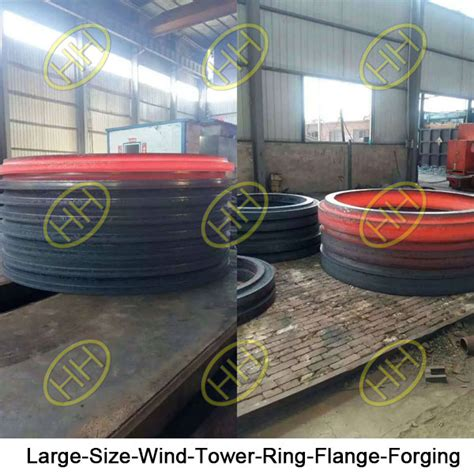 haihao group forging rolling flange production china hebei haihao flange factory