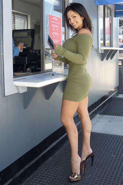 Hot Milf Sexy Tight Dresses  Napsmear Lurking Bill