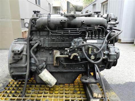 doosan db58 used diesel engine from kem corporatiion b2b marketplace portal south korea