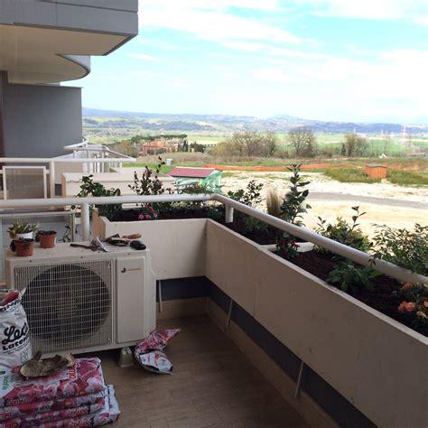 foto di terrazzi giardiniere manutenzione terrazzi balconi
