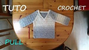 Tuto Crochet Comment Faire Un Pull