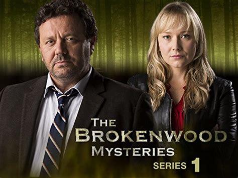 amazoncom  brokenwood mysteries series  neill rea