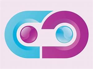 Design Symbols Pdf Curved Logo